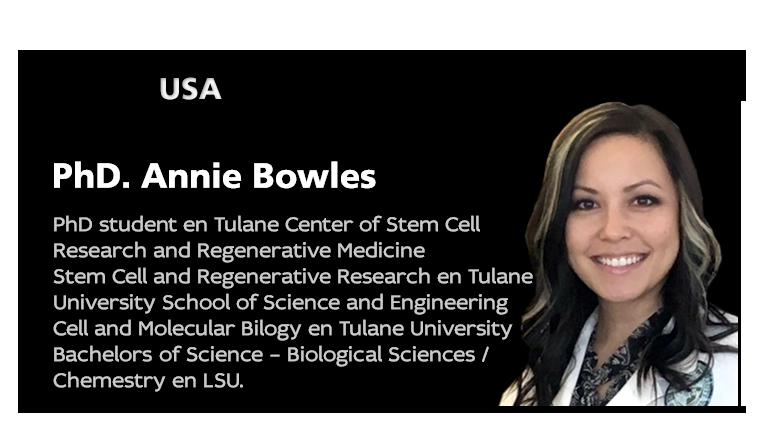 PhD. Annie Bowles