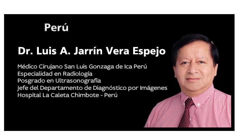 Luis Jarrín Vera Espejo - Perú