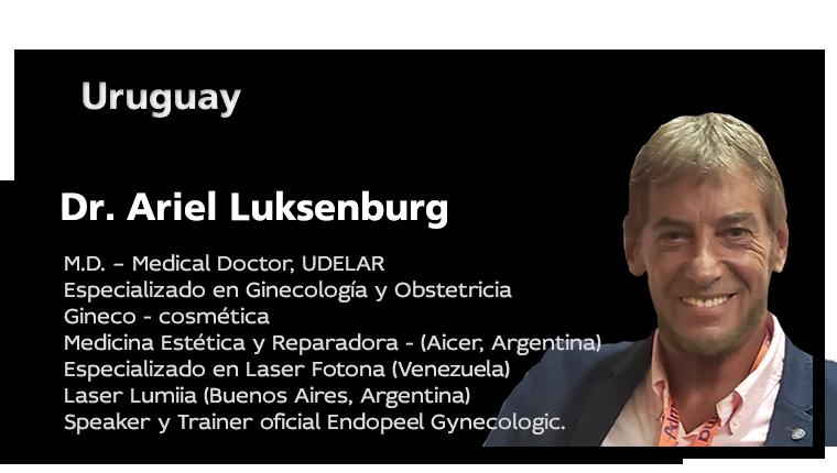 Dr. Ariel Luksenburg