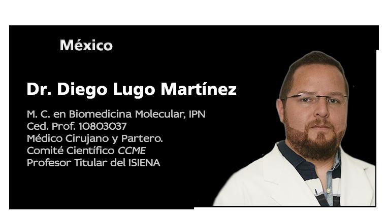 Dr. Diego Lugo Martínez