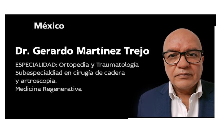 Dr. Gerardo Martínez Trejo
