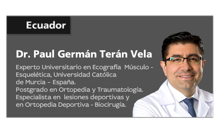Dr. Paul Germán Terán Vela