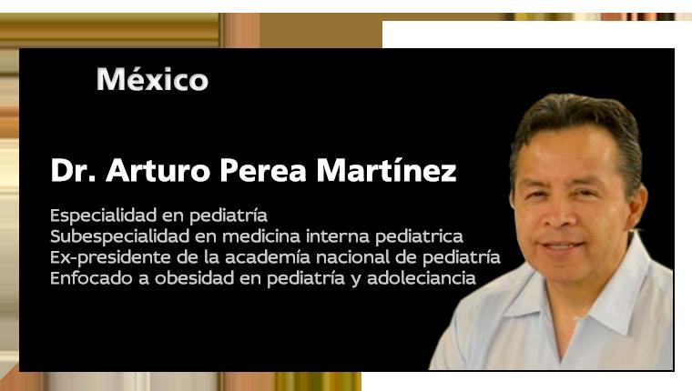 Dr. Arturo Perea Martínez