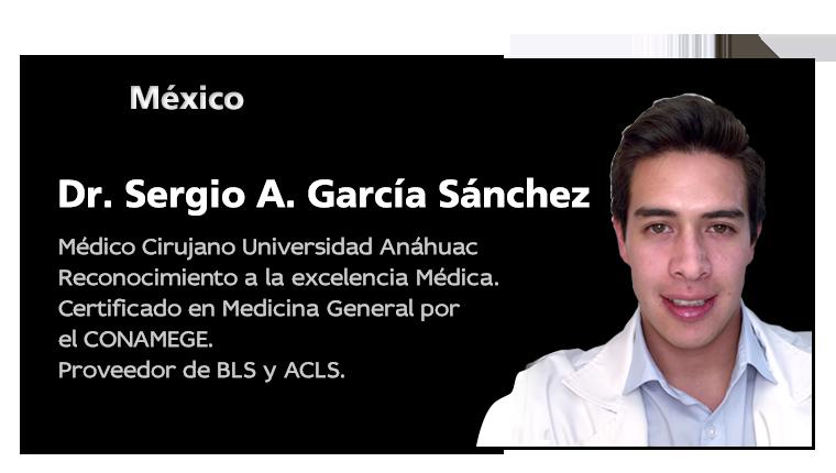 Sergio Alan García Sánchez