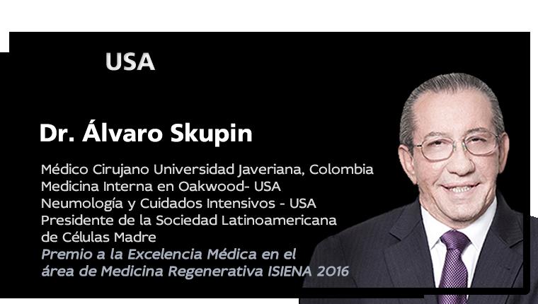 Dr. Álvaro Skupin