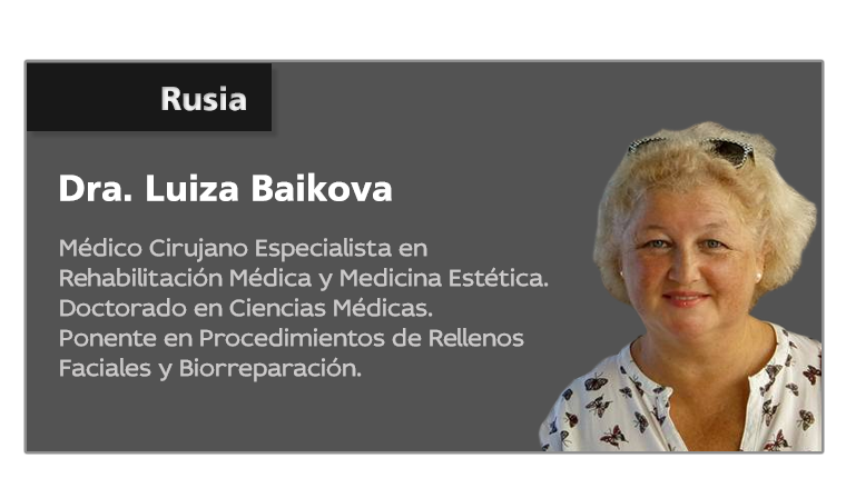 Luiza Baikova - Rusia