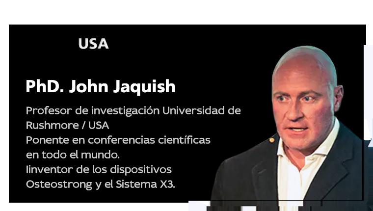 Ph.D John Jaquish