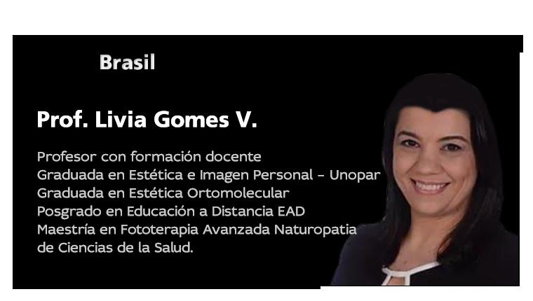 Livia Gomes - Brasil
